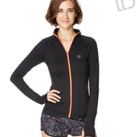 Live Love Dream  Womens LLD Shadow Stripe Track Jacket