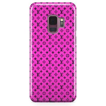 Rosa Louis Vuitton Samsung Galaxy S9 Plus Case | Casefantasy