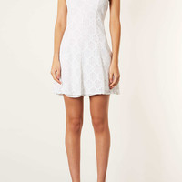 Strappy Lace Dress - Slips & Sun Dresses - Dresses - Clothing - Topshop USA