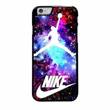 jordan nebula galaxy nike iphone 6 plus 6s plus 4 4s 5 5s 5c 6 6s cases