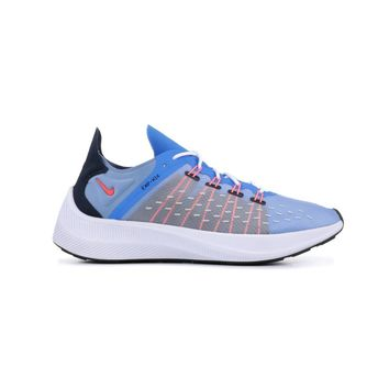 Nike Men's EXP-X14 Light Photo Blue Bright Crimson Running Shoes