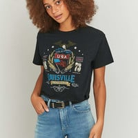 BDG Louisville Cropped T-shirt - Urban Outfitters