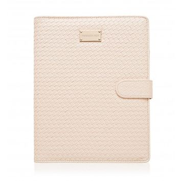 Arcadia Extra Large 2015 Diary - Peach Weave