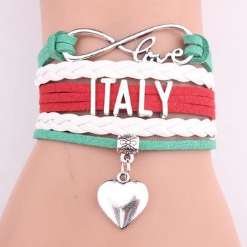 Awesome Gift Stylish Great Deal New Arrival Shiny Handcrafts Hot Sale Bracelet [22677159956]