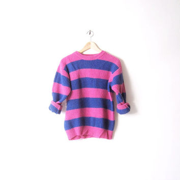 Best Pink And Purple Striped Sweater Products on Wanelo
