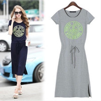 New Fashion Summer Sexy Women Dress Casual Dress for Party and Date = 4723301892