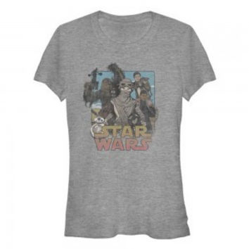 Star Wars New Crew T Shirt (Women's)