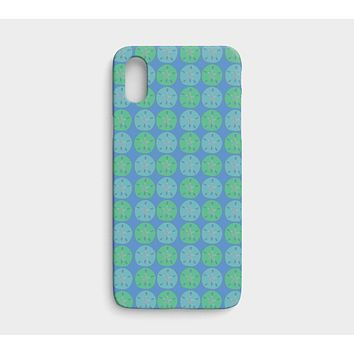 Sand Dollar Cell Phone Case iPhone X