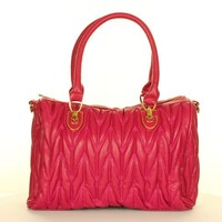 Designer Inspired Perrin Satchel/Handbag - Colors Available