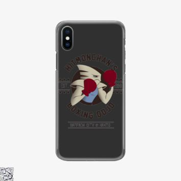 Hitmonchan's Boxing Dojo, Pokemon Phone Case