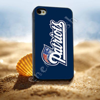 New England Patriots nfl red blue sparkle - for iPhone 4/4s, iPhone 5/5S/5C, Samsung S3 i9300, Samsung S4 i9500 *ENERGICFRESH*