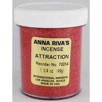 Anna Riva`s Attraction Powder Incense at Every Witch Way Online Shop