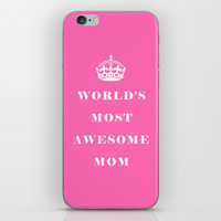 Mother's Day iPhone & iPod Skin by Beautiful Homes