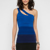 Color Fade Fitted Dress :: tobi