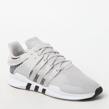 adidas EQT Support Adv Grey and White Shoes at PacSun.com