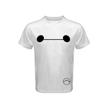 Men's Baymax Big Hero 6 Inspired Shirt