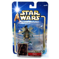 Watto Mos Espa Junk dealer Star Wars Attack of the Clones #50 Action Figure