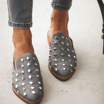 Stuart Studded Loafer