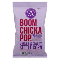 Angies Boom Chicka Pop Kettle Sweet and Salty 1 Oz Pack of 30