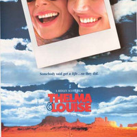 Thelma and Louise Movie Poster 24x36
