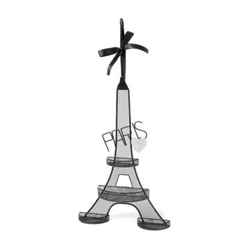 Eiffel Tower Hanging Jewelry Holder  | Icing