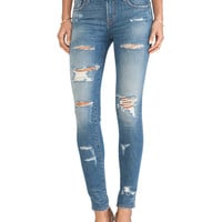 D-ID New York Skinny Jean in ATT Water Destroy