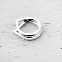 Finer Adam and Eve stacking rings