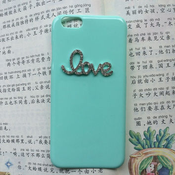 love, protective case for iPhone 6 iPhone 6 plus iPhone5/s, summer gift hard case,best friends gift,love gift