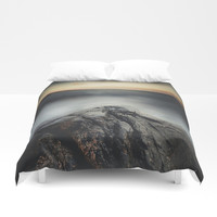 I´m a collider Duvet Cover by HappyMelvin