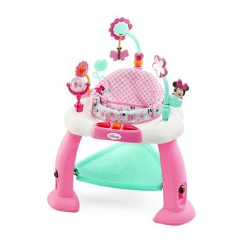 Disney Baby Minnie Mouse Premier Bounce and Bloom, Pink