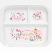Hello Kitty Baby Compartment Plate