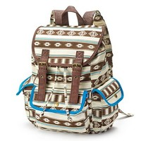 Candie's Aztec Cargo Backpack