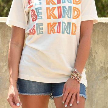 Be Kind Tee - Off White