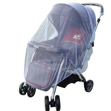 Baby Infant Kids Stroller Pushchair Mosquito Insect Net Mesh Buggy Cover Hot Selling