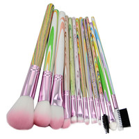 Makeup Brush Sets 12-pcs Big Size Brush [9647070479]