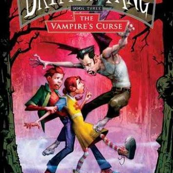 The Vampire's Curse (Secrets of the Dripping Fang)