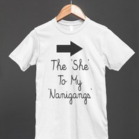 Shenanigans - ppolecho - Skreened T-shirts, Organic Shirts, Hoodies, Kids Tees, Baby One-Pieces and Tote Bags