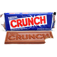 Nestle Crunch Candy Bars: 36-Piece Box | CandyWarehouse.com Online Candy Store