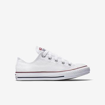 The Converse Chuck Taylor All Star Low Top (10.5c-3y) Little Kids' Shoe.
