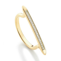 Skinny Stacking Ring | Monica Vinader