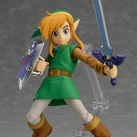 Link: A Link Between Worlds DX Edition figma The Legend of Zelda