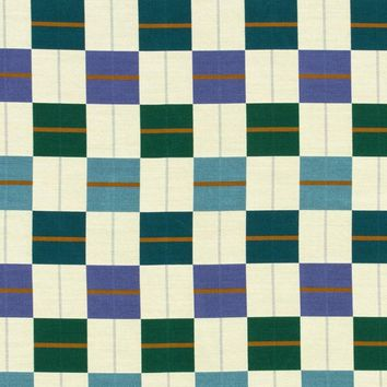 Robert Allen Fabric 236613 Lawn Chair Malachite