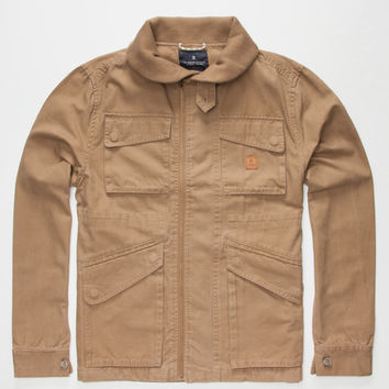 Roark Bjorn Mens Jacket Khaki  In Sizes