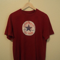 Original Red Converse T-shirt