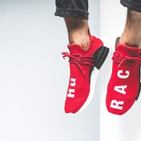 hcxx Adidas NMD Runner ''Human Race'' Red