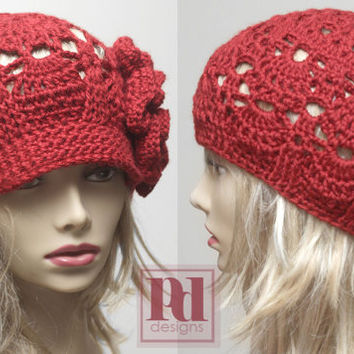 Best Crochet Cloche Pattern Products On Wanelo