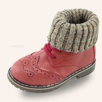 Girls' Winter Boots Crush  Toddler Leather Unisex