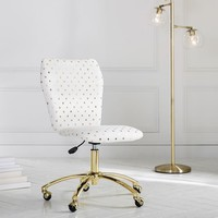 The Emily & Meritt Gold Dot Airgo Chair