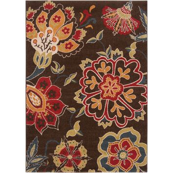 "Surya Floor Coverings - MTR1008 Monterey 5'3"" x 7'6"" Area Rug"