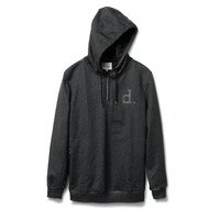 Un-Polo Tech Hoodie in Black